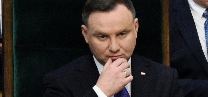 Przykra wiadomość. Prezydent Andrzej Duda głęboko zasmucony