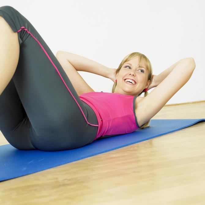 Postepeno povećavajte vežbanje