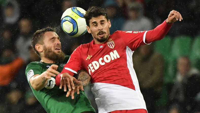 Liga francuska: AS Saint-Etienne - AS Monaco, wynik meczu