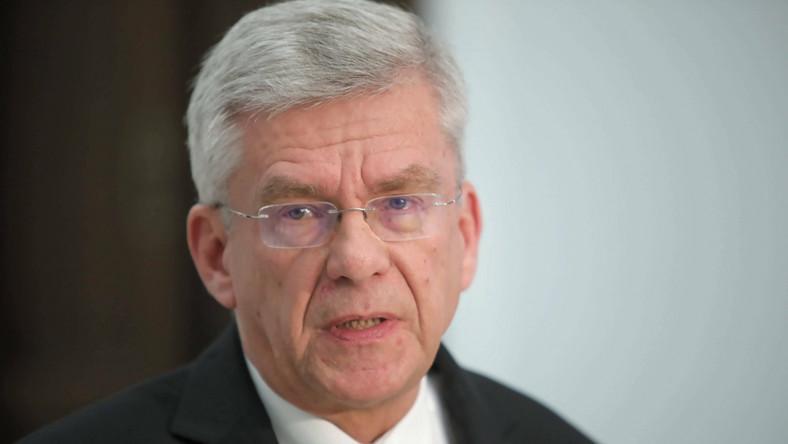 WWicemarszałek Senatu Stanisław Karczewski