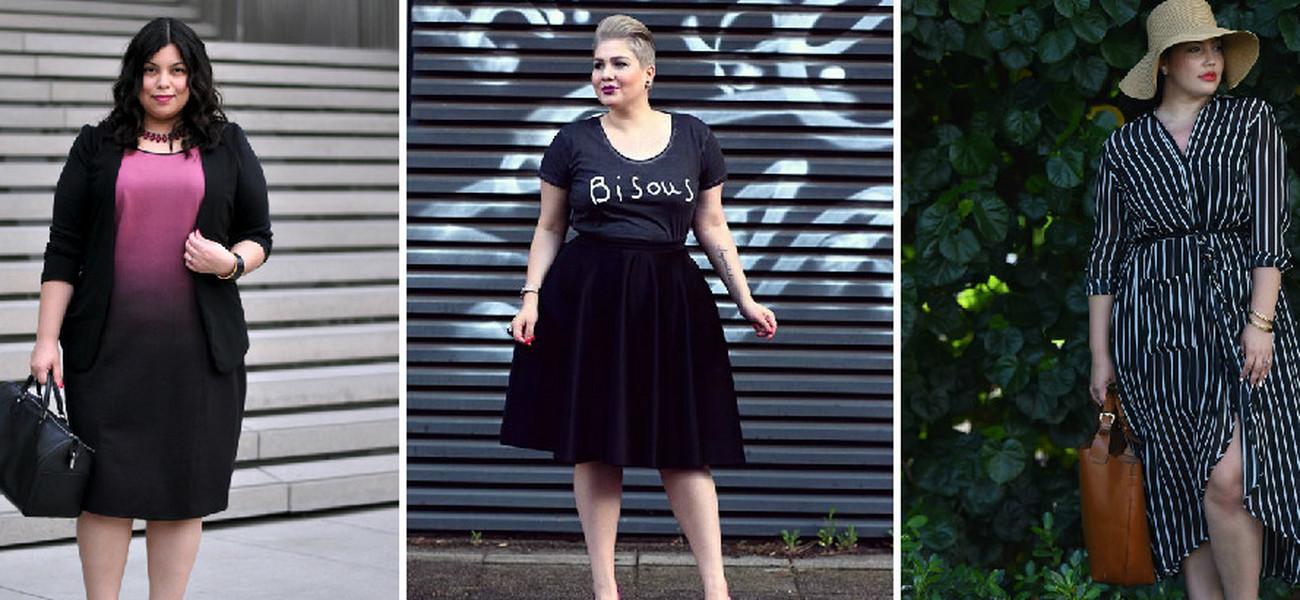 f84ca8e2 Jak dobrać spodnie lub sukienkę, by wyglądać szczuplej?
