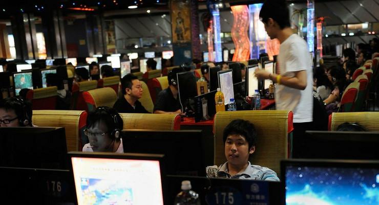 Kina internet kafe profimedia-0052035938