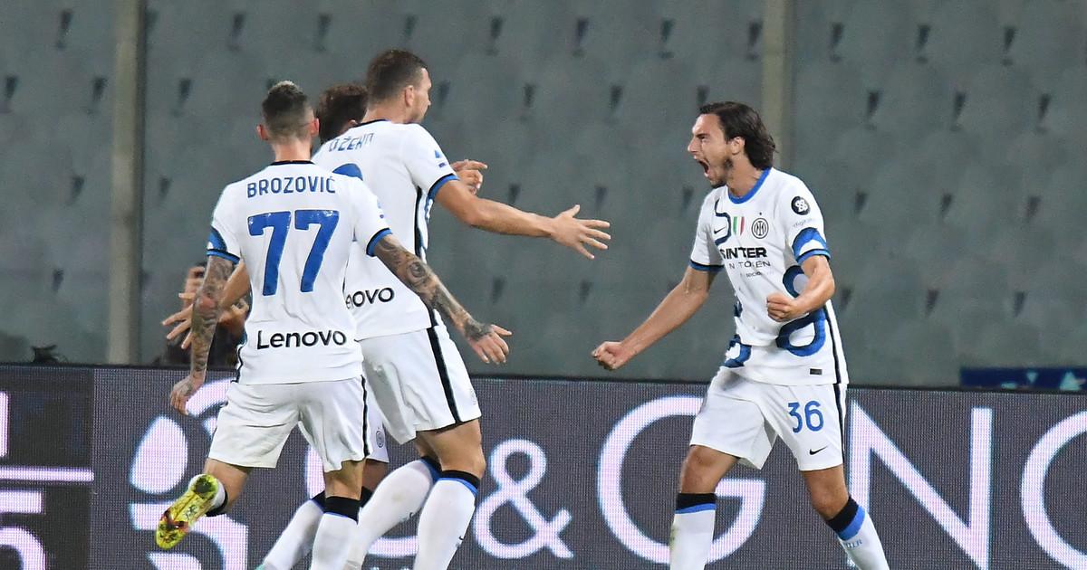 Serie A. Inter wygrywa z Fiorentiną. Cztery bramki w Bolonii - Piłka nożna - Onet Sport