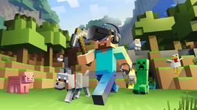 Minecraft jest już wirtualnie rzeczywisty na Oculusie