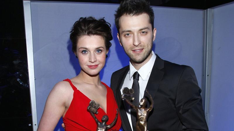 Julia Kamińska i Filip Bobek (fot. AKPA)