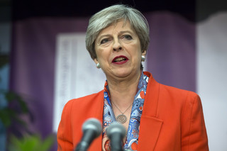 Włoska prasa: Theresa May to nie Margaret Thatcher
