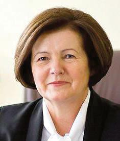 Irena Szumlak skarbnik Lublina