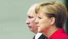 TRI POGLAVLJA ZBOG STRAHA OD PUTINA Nemačka pritisla Hrvatsku da ne blokira Srbiju na putu ka EU