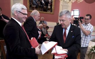 Karczewski: Senat zajmie się ustawą obniżającą uposażenia parlamentarzystów na najbliższym posiedzeniu