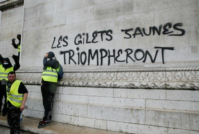 "The ""yellow vests"" comprise voters of various political stripes, including those who back both the far left and far right in France"