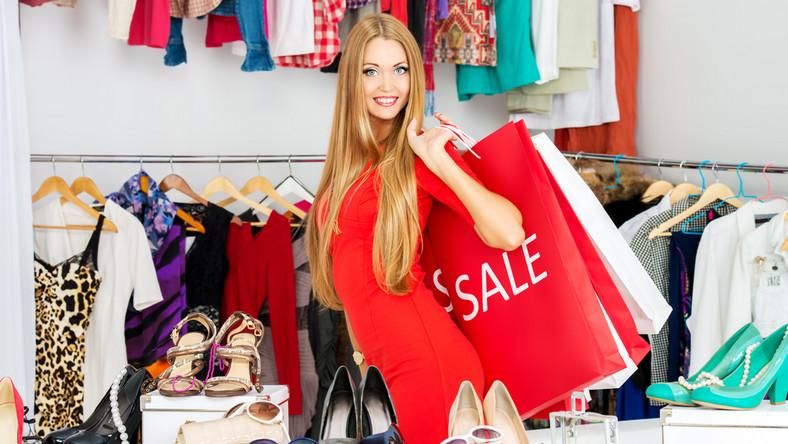 Czy jesteś uzależniona od kupowania?
