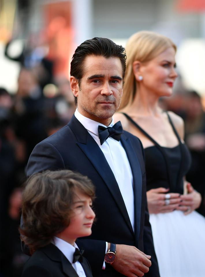 Sunny Suljic, Colin Farrell i Nicole Kidman