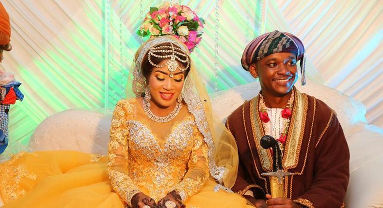 Mishi Mboko's daughter Hafidha weds Mr.Tariq