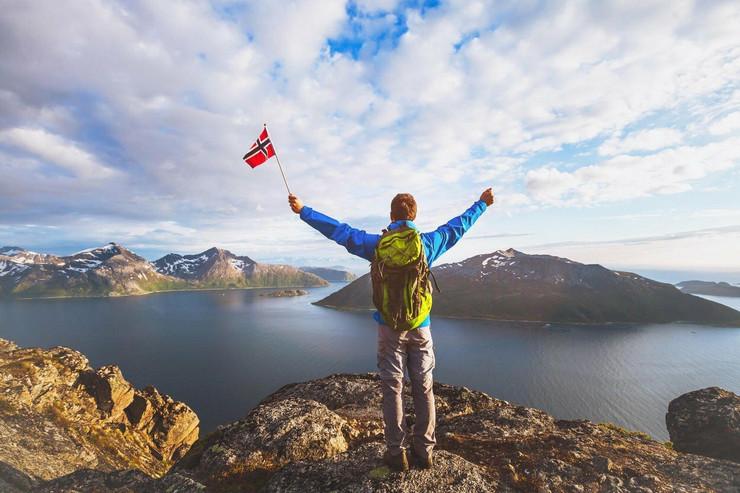 mladi norveška
