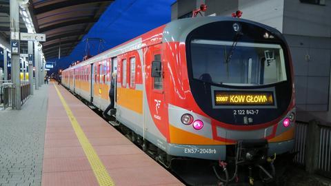 Przewozy Regionalne są największym polskim przewoźnikiem kolejowym