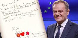 Tajemniczy list do Donalda Tuska
