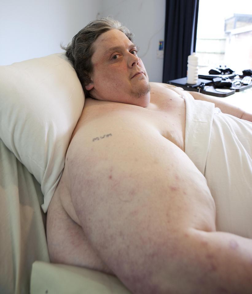 Нереально толстые фото