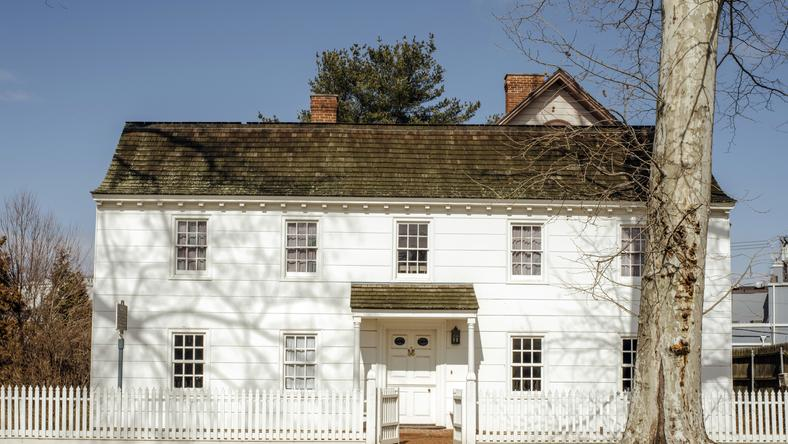 A Long Island house holds the story of Washington's spy ring