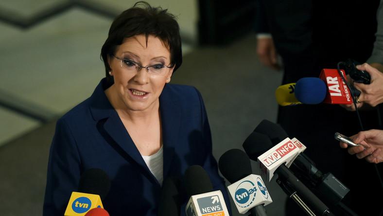 Kopacz: Wysłałam zaproszenie do Kaczyńskiego, serdecznie go zapraszam