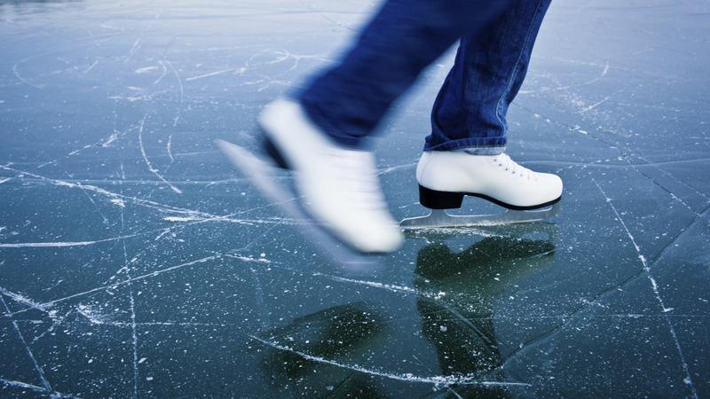 Otwarto pierwsze miejskie lodowisko