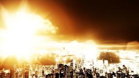 Koniec świata przy świecach i konserwach