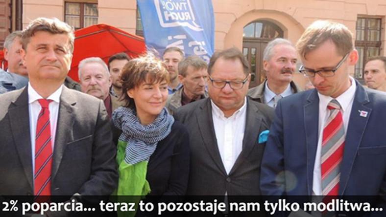 Partia Janusza Palikota może liczyć tylko na cud?