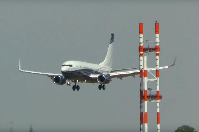 Kelner je vlasnik Boinga 737-700