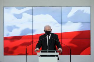 Kongres PiS: Kaczyński podsumowuje sześć lat rządów Zjednoczonej Prawicy