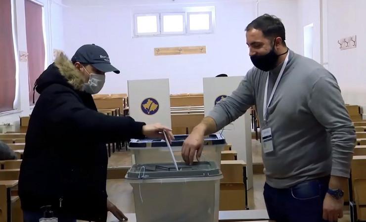Izbori KOsovo