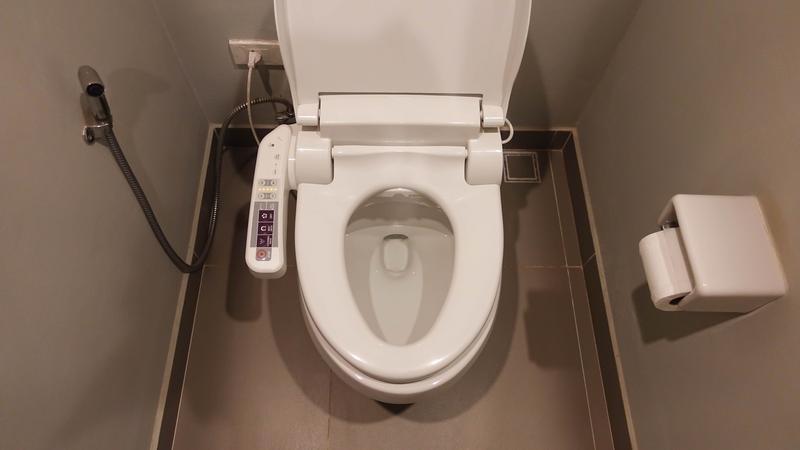 Japońska toaleta