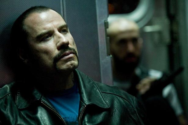 """John Travolta w filmie """"Metro strachu"""""""