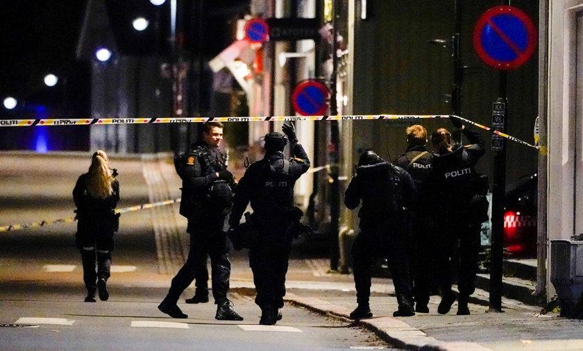 Atak w Norwegii! Mężczyzna zabił strzałami z łuku kilka osób w mieście Kongsberg.