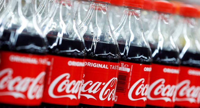 Coca-Cola says it's struggling to recruit enough truck drivers in New York City.