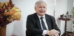 Kaczyński opowiedział dowcip o Tusku!