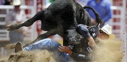 Zawody rodeo w Kanadzie