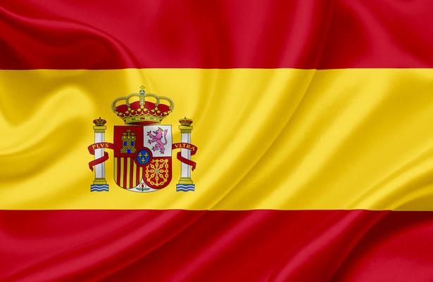 Hiszpania flaga