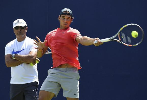 Toni i Rafael Nadal