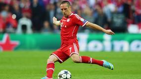 Franck Ribery potrafi się zabawić