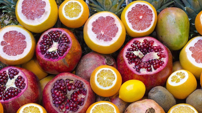 Vitamin C foods(MedAlertHelp)