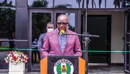Edo State governor, Godwin Obaseki [Edo State Government]