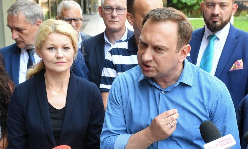 Tomasz Trela wraca do partii
