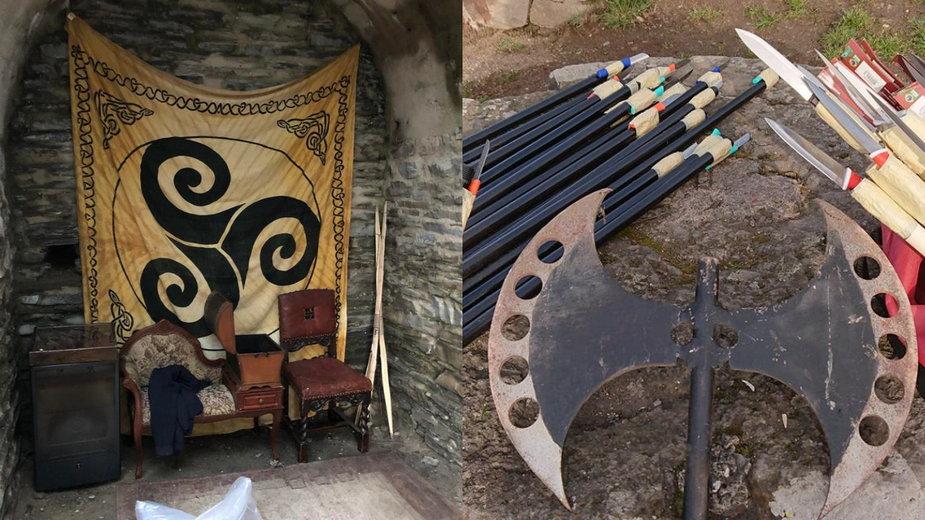 W Niemczech znaleziono obszar wyglądający jak miejsce ceremonii celtyckiej