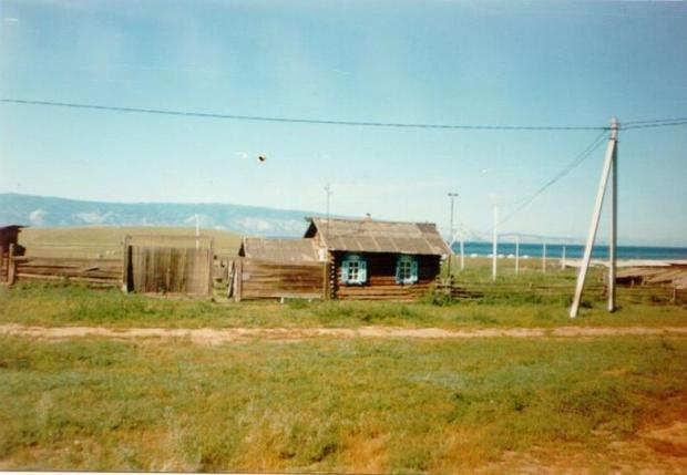 Nad Bajkałem