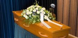 Eksplodujące trumny. Dom pogrzebowy ostrzega żałobników