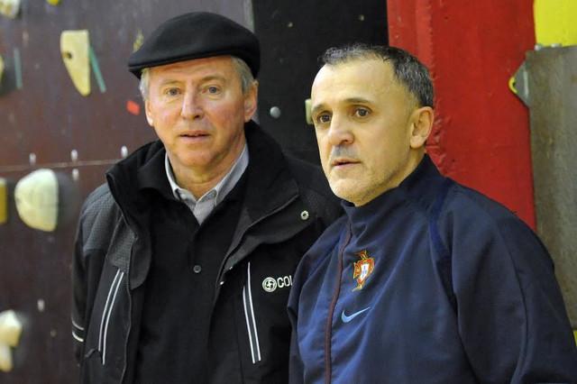 Vladimir Petrović Pižon i Ljubinko Drulović