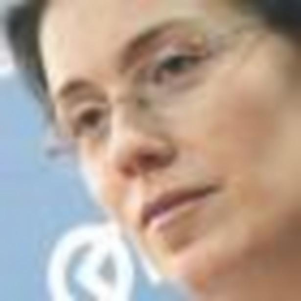 Małgorzata Krasnodębska-Tomkiel, prezes Urzędu Ochrony Konkurencji i Konsumentów Fot. Wojciech Górski