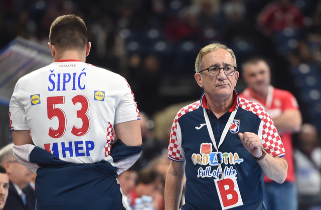 Trener rukometaša Hrvatske Lini Červar