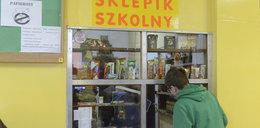 Drożyzna w sklepikach szkolnych! Zobacz, dlaczego
