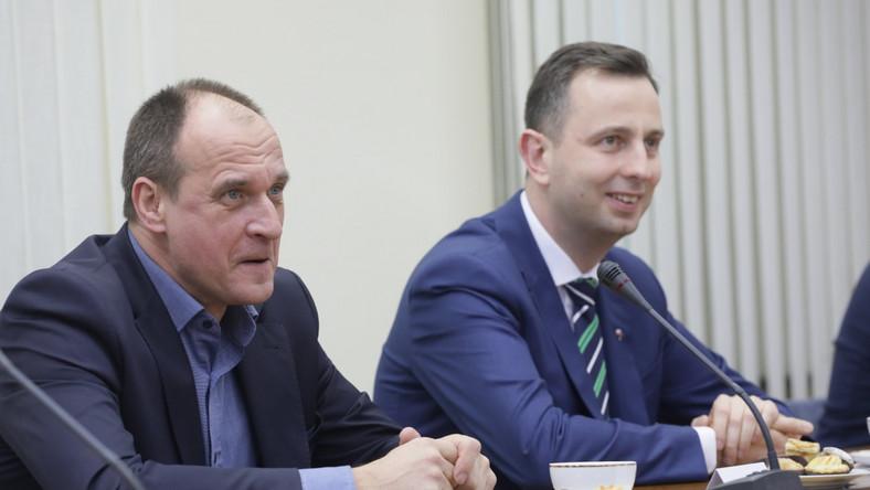Pawel Kukiz, Wladyslaw Kosiniak - Kamysz