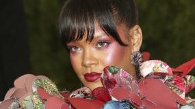 MET Gala 2017: Rihanna swoją kreacją przebiła wszystkich. Okropna stylizacja!